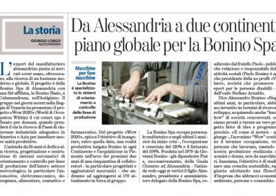 La Stampa – WOW2020 – 31-12-2013